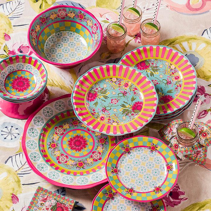 Florabundance Dinner Plates