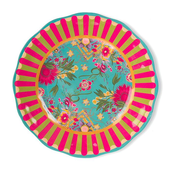 Florabundance Dinner Plates - Set of 4