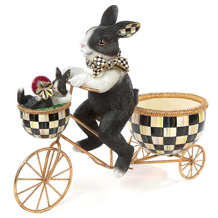 Pedaling Radish Rabbit