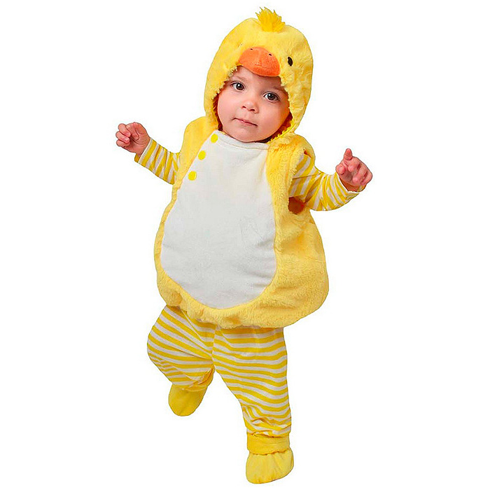 Baby Plush Chicken Costume - Spritz