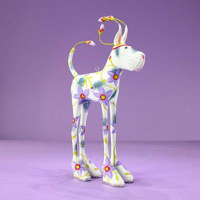 Patience Brewster Grant Great Dane Ornament