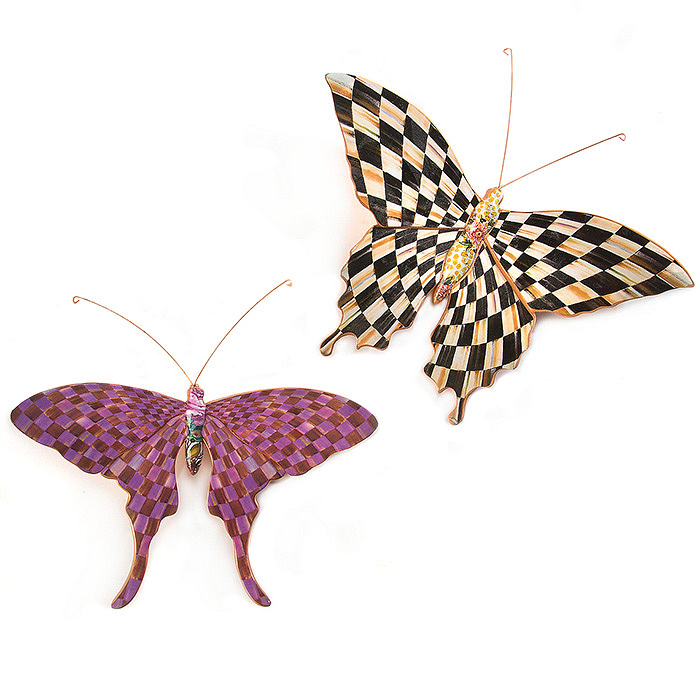 Butterfly Duo - Pasture