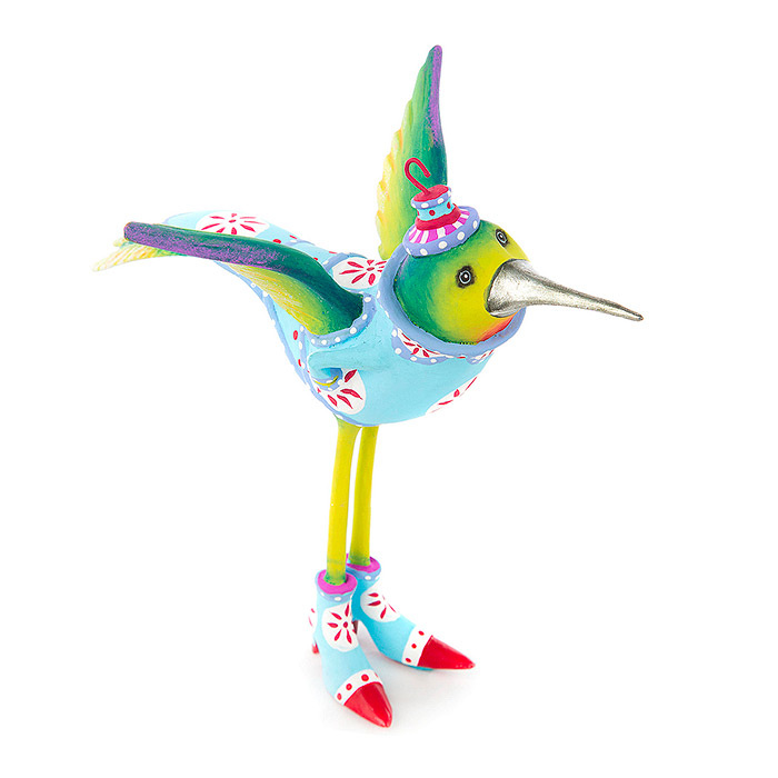 Patience Brewster Dinger Hummingbird Ornament