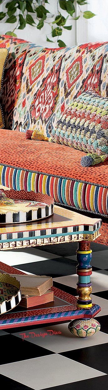 Boheme Collection via  The Design Diva