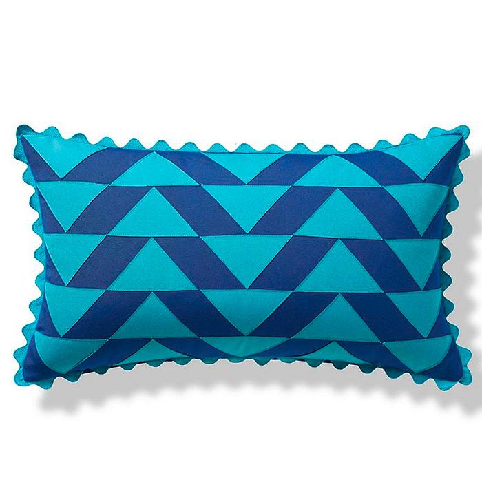 Sorrento Prisms Indoor/Outdoor Pillow
