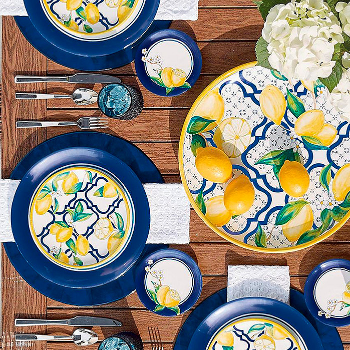 Italian Soiree Dinnerware Collection