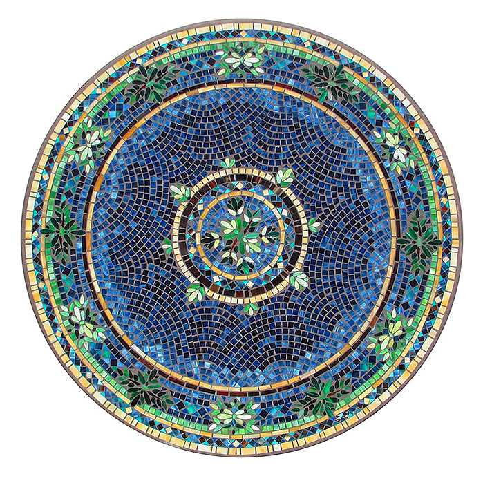 KNF - Neille Olson Mosaics Lake Como Collection