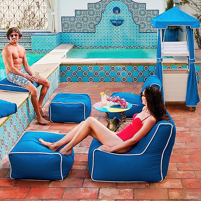 Poolside Seating Collection