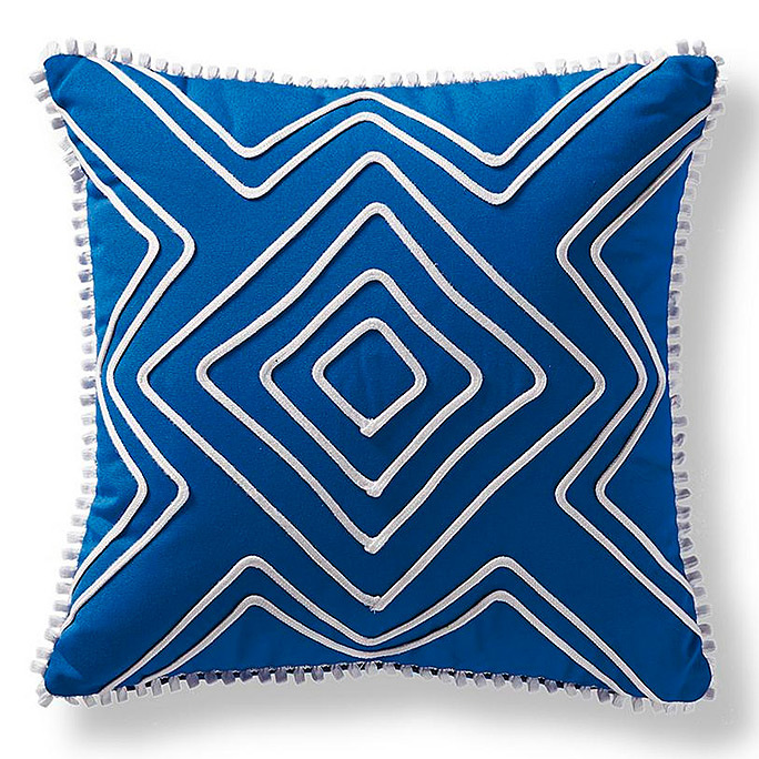 Ojo Square Outdoor Pillow