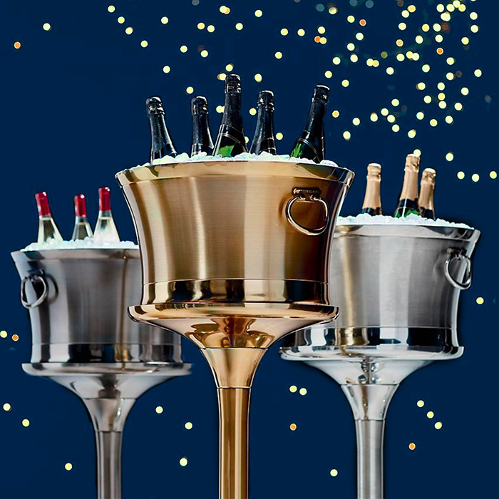 Optima Champagne Buckets