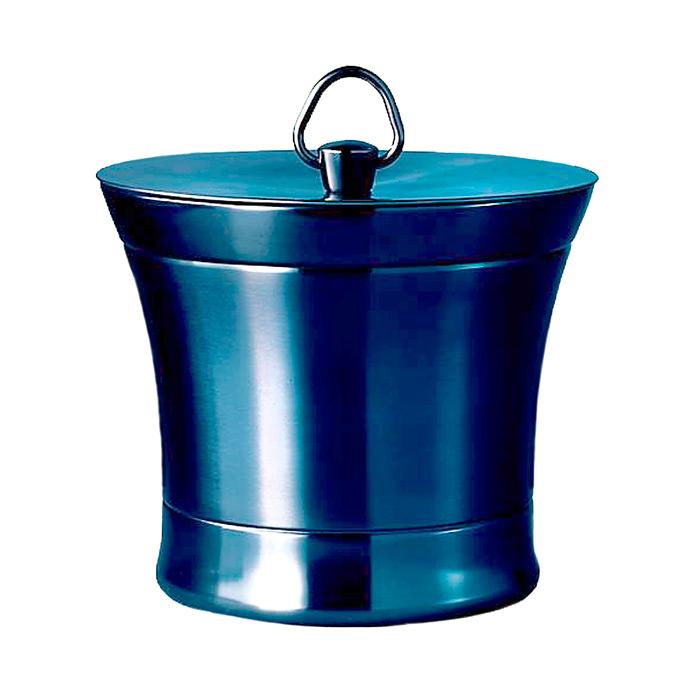Optima Ice Bucket in Metallic Indigo