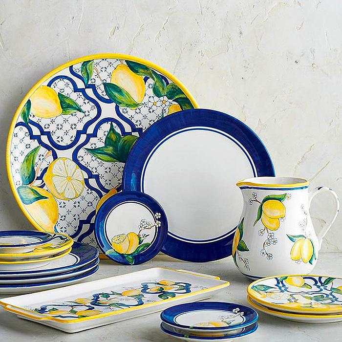 Italian Soiree Dinnerware Collection