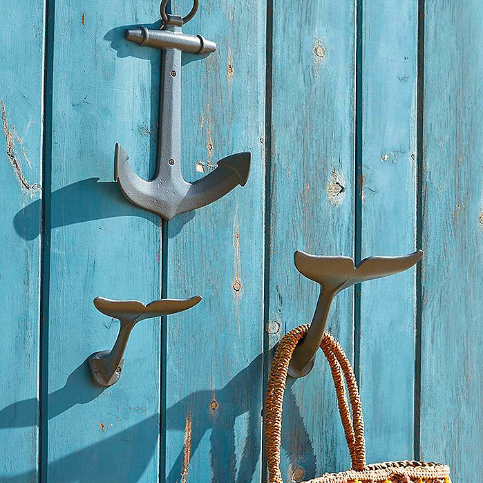 Anchor Hook & Whale Tail Hooks