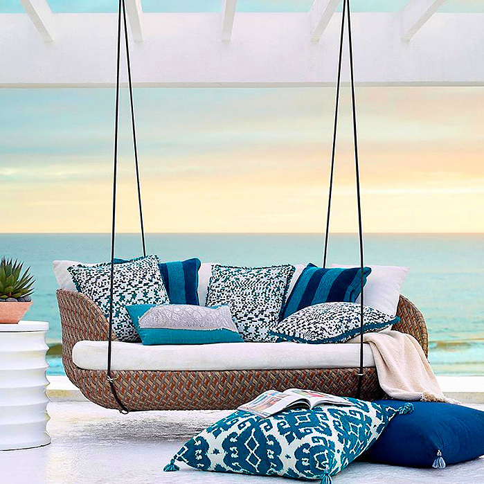 Malia Hanging Daybed