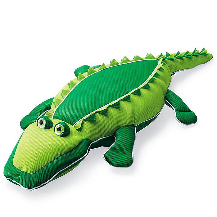 Glow in the Dark Aqua Animalz Roscoe Alligator