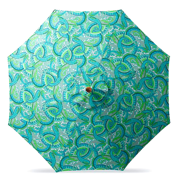 9' Round Outdoor Market Umbrella