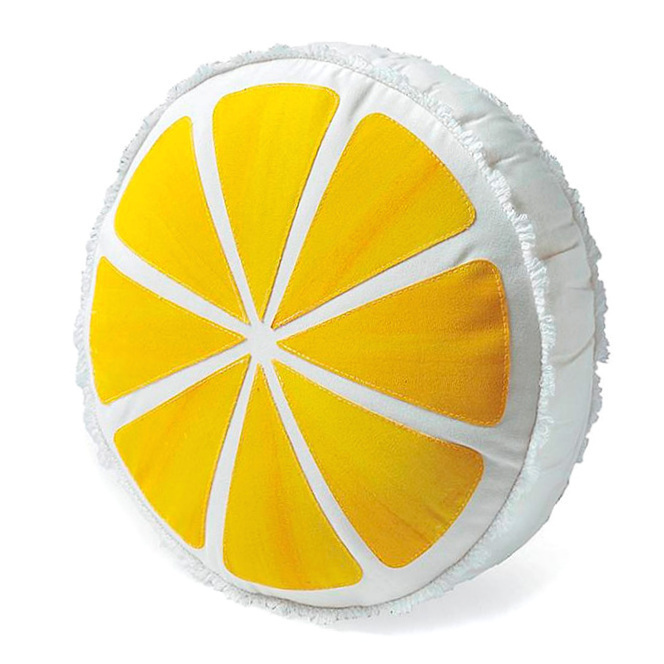 Lemon Squeeze Indoor/Outdoor Pillow