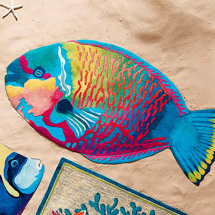 Copy of Parrotfish Rug