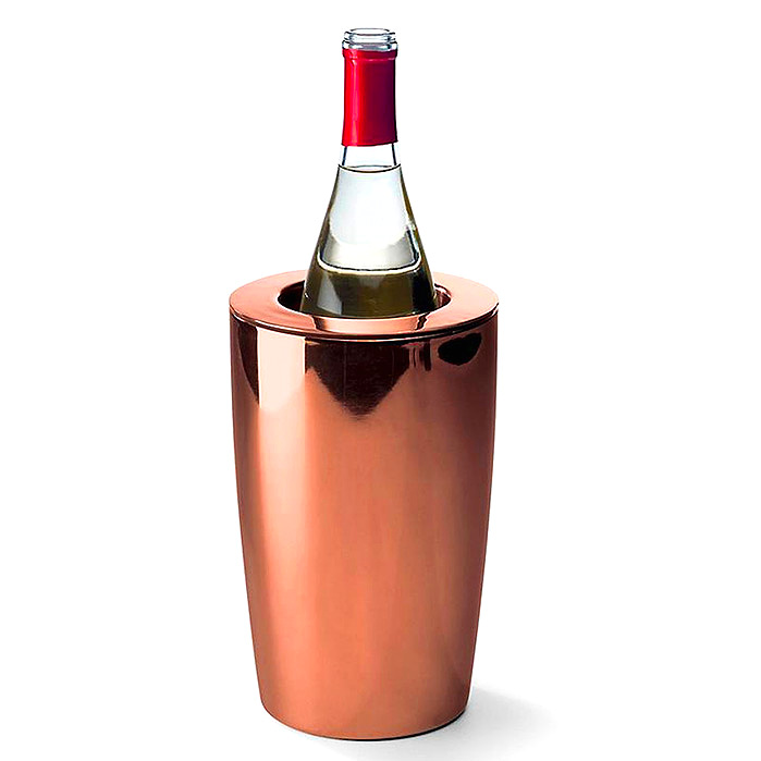 Super Chill Wine Cooler in Copper