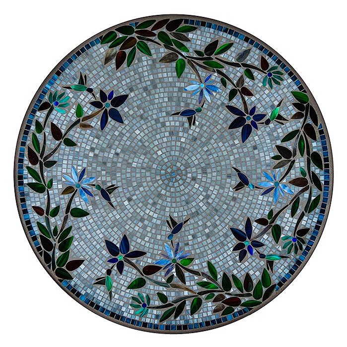 KNF - Neille Olson Mosaics Royal Hummingbird Collection