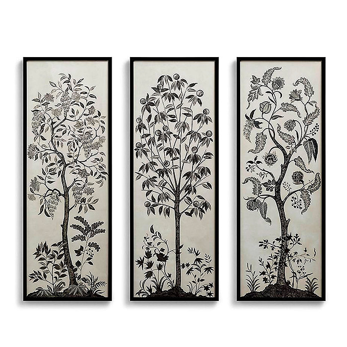 Tree of Eden Triptych