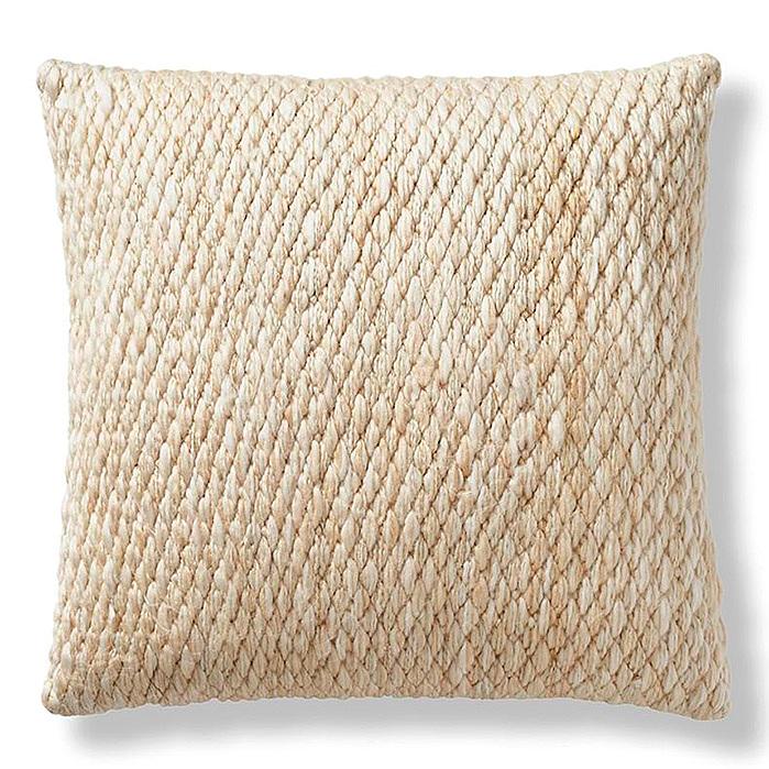 Copy of Bahar Melange Woven Decorative Pillow