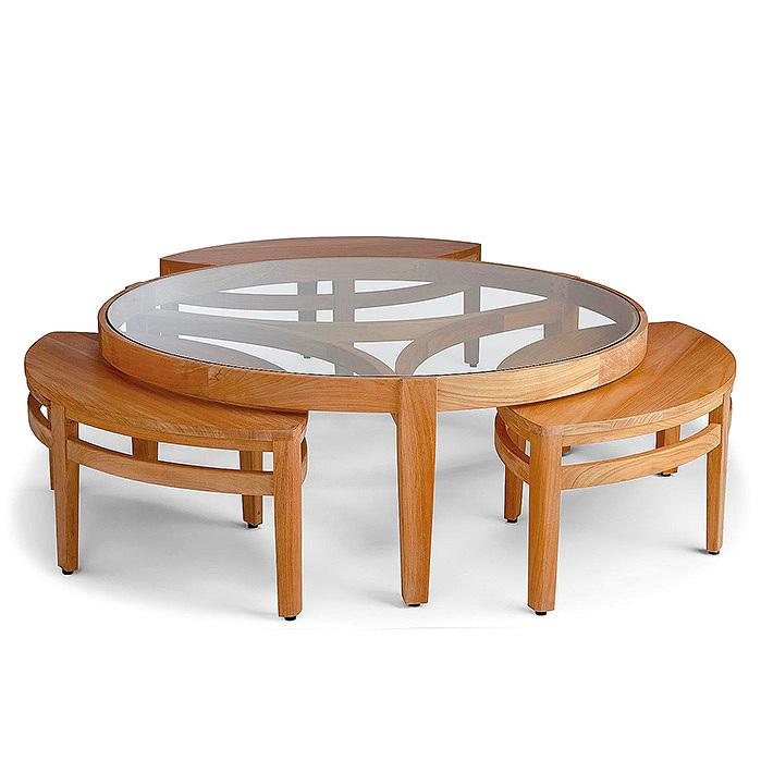 Copy of Tambora Nesting Table