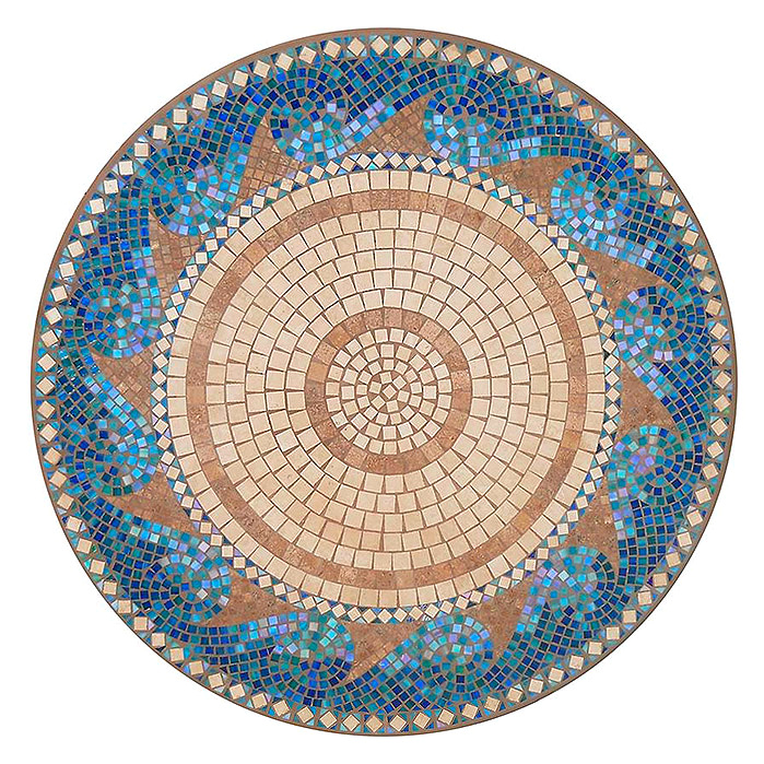 Copy of KNF - Neille Olson Mosaics Caribbean Sea Collection