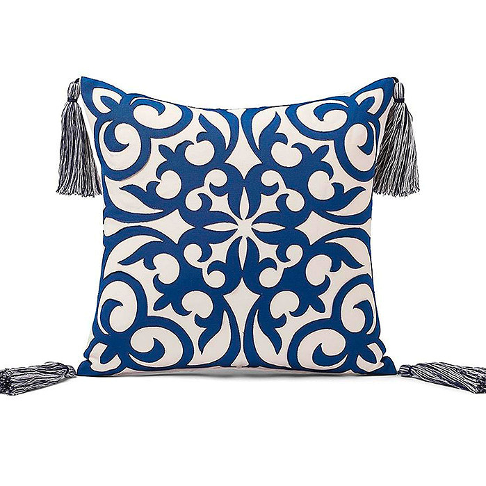Copy of Layered Medallion Indoor/Outdoor Pillow