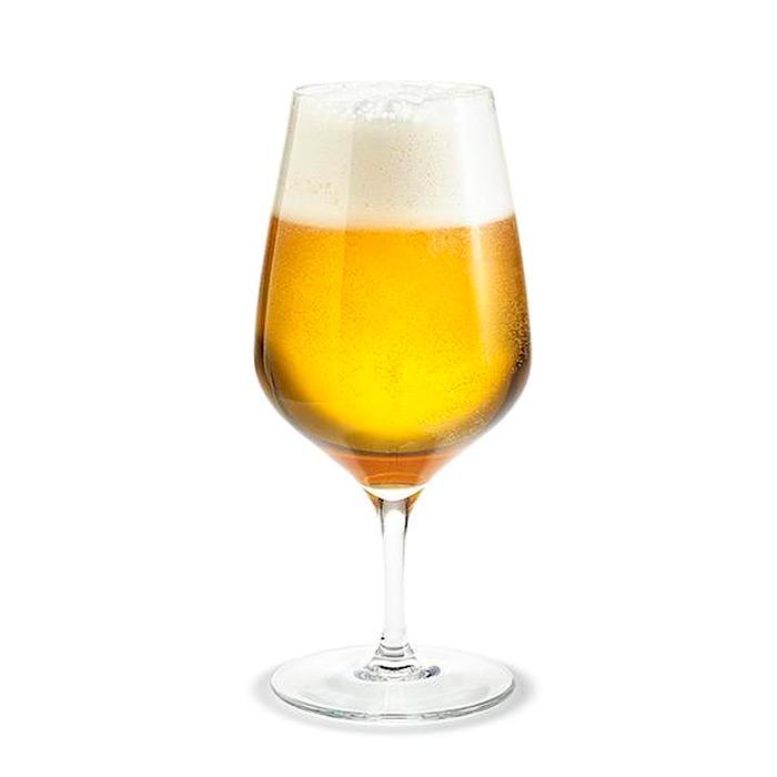 Copy of Holmegaard Cabernet Craft Beer Glasses, Set of Six