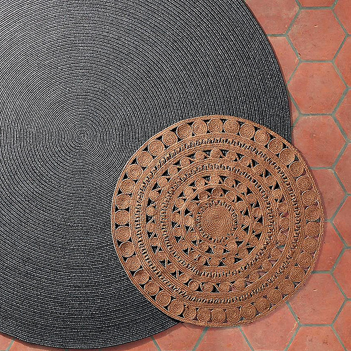Copy of Ilia Round Indoor/Outdoor Rug
