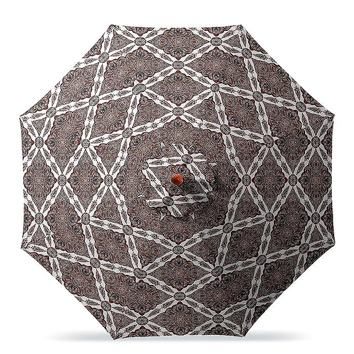 Copy of 9' Round Outdoor Market Umbrella in Mathiveri Mocha