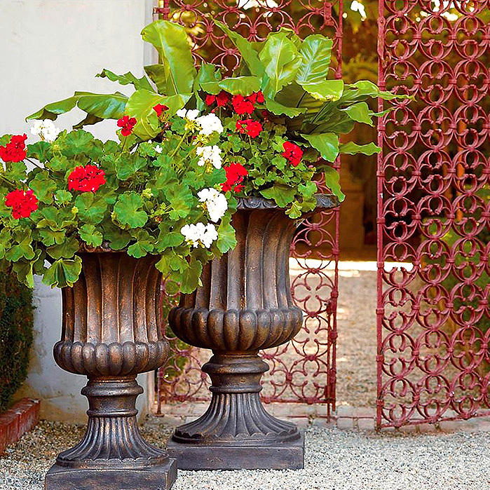 Copy of Classical Tuscany Indoor/Outdoor Urn