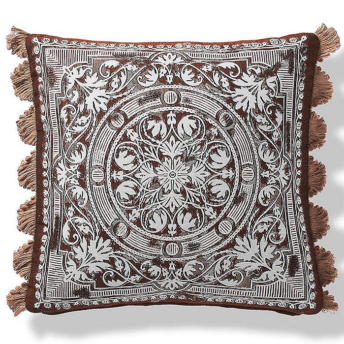 Copy of Terracina Indoor/Outdoor Pillow in Mocha
