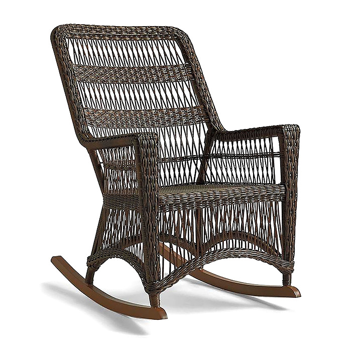 Copy of Fairmont Rocking Chair in Oak Finish