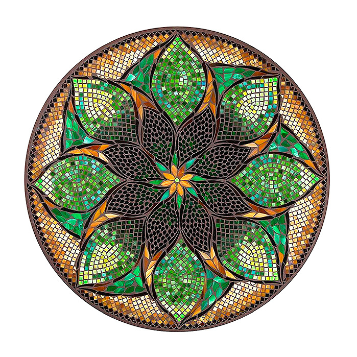 Copy of KNF - Neille Olson Mosaics Arenal Collection