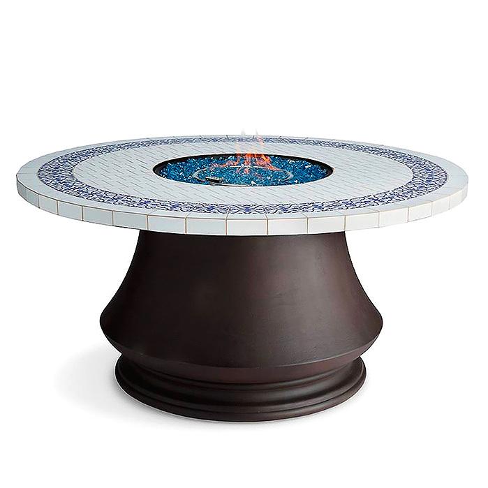 Copy of Designer Custom Gas Fire Table