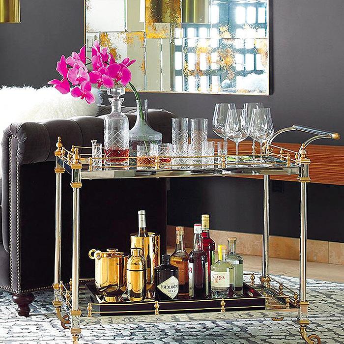 Copy of Imelda Bar Cart