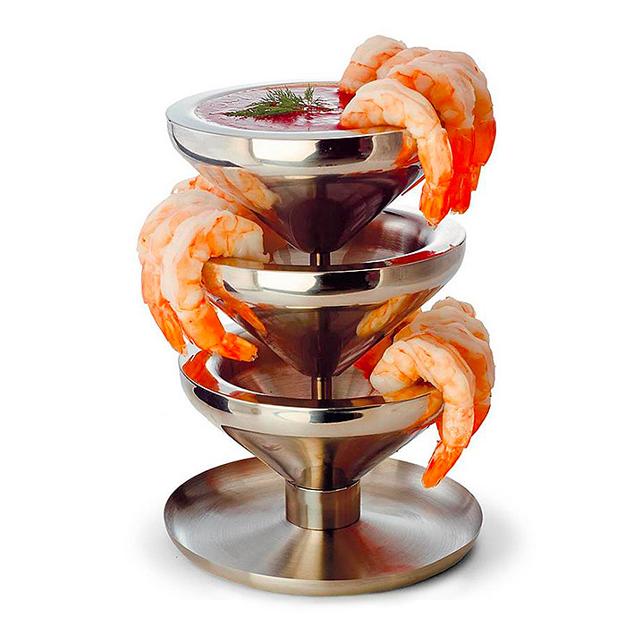 Super Chill Shrimp Tower