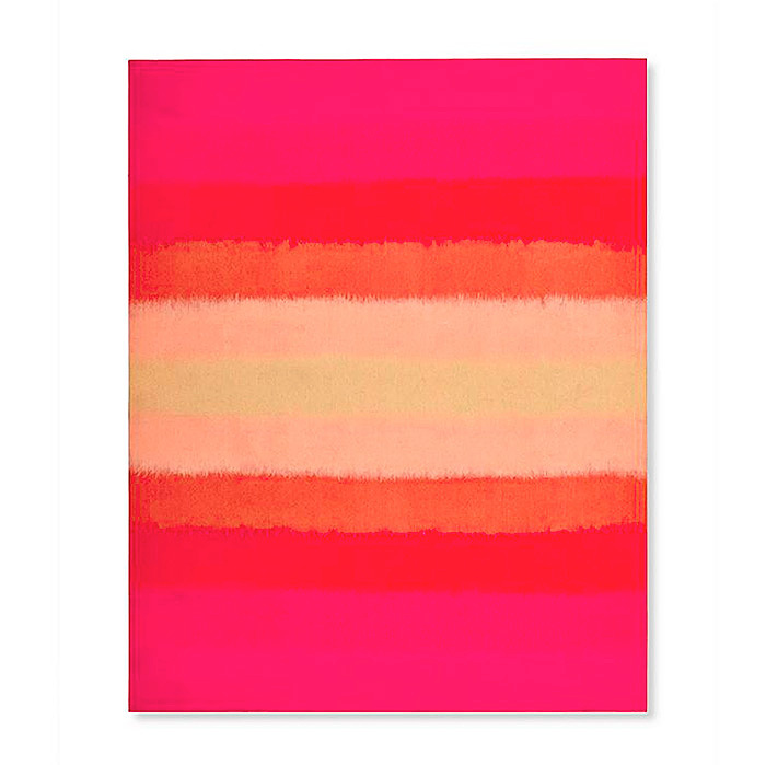 Ombre Lamontage Indoor/Outdoor Rug in Fuchsia