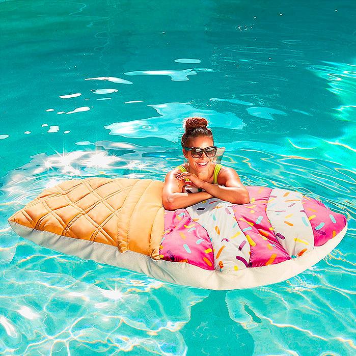Summer Scoop Float