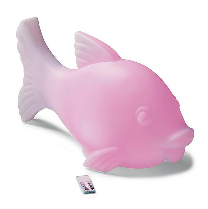 LED Floating Frankie the Fish