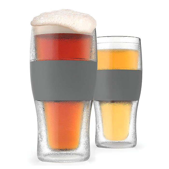 Copy of Freeze Cooling Pint Glass, Set of Two