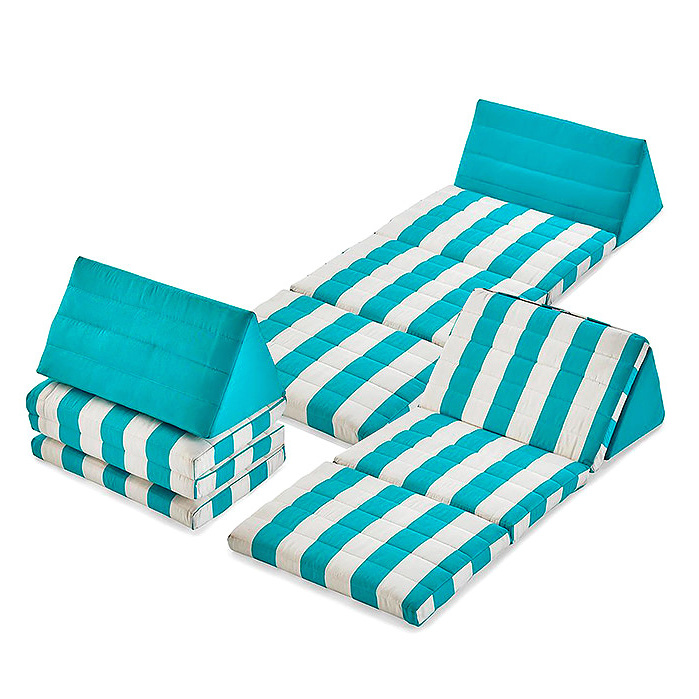 Convertible Poolside Cushion