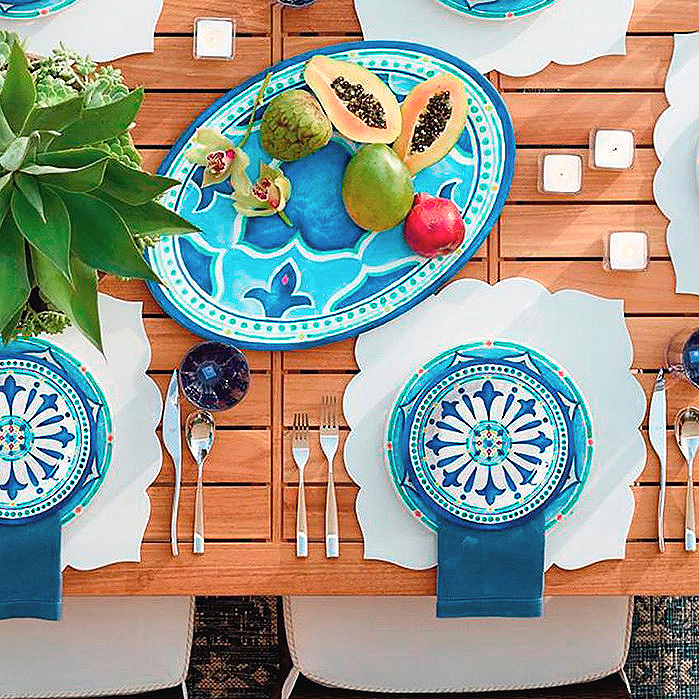 Copy of Mira Melamine Dinnerware Collection