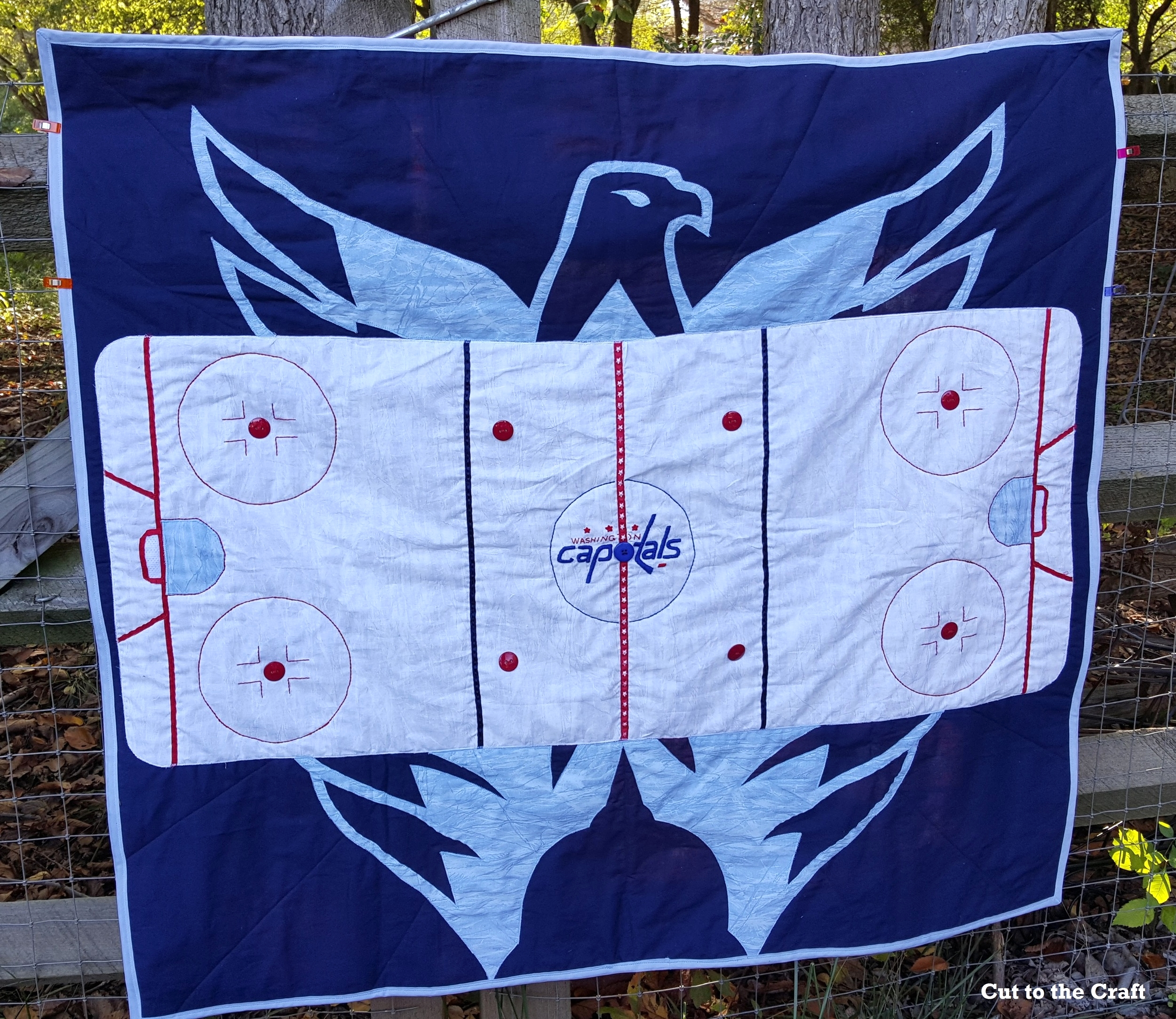 washington_capitals_baby_quilt