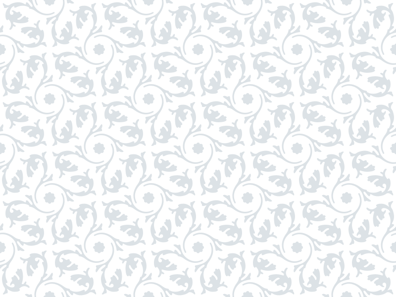 Floral repeat pattern