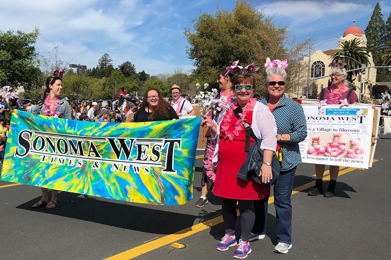 Parade — SEBASTOPOL APPLE BLOSSOM FESTIVAL APRIL 18 &19 2020