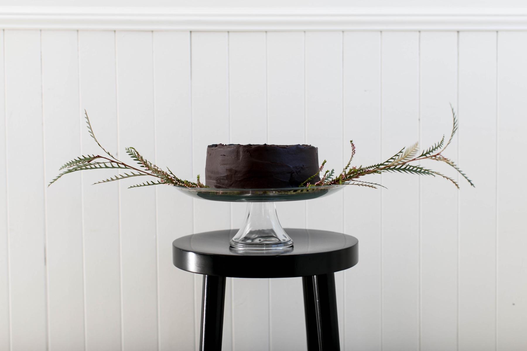 Gather Seattle beet root cake