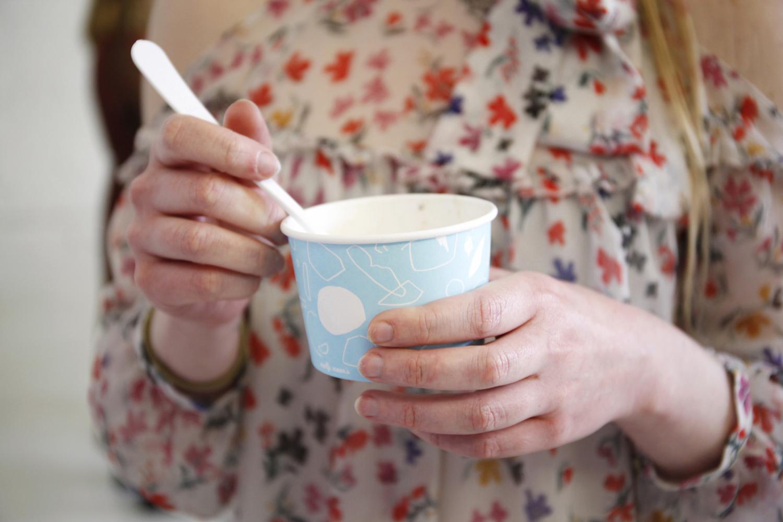 Gather Seattle Vegan Ice Cream